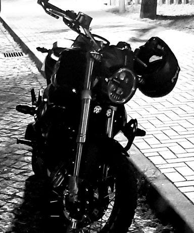 Zontes G1X 125cc como nova