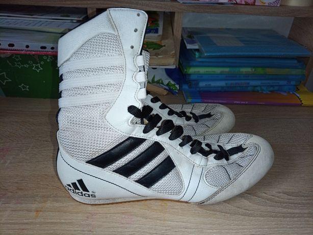 Adidas оригінали для боксу 40 розмір стелька 25см