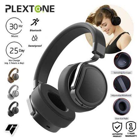 Nowe Bezprzewodowe Słuchawki Bluetooth Plextone Professional