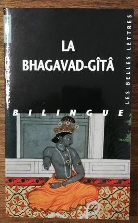 la bhagavad-gîtâ, bilingue, les belles lettres
