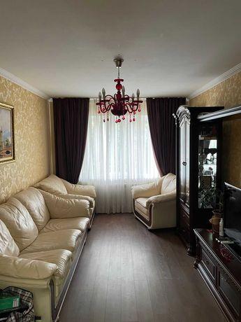Продам 3-х комнатную квартиру с ремонтом, мебелью и техникой!