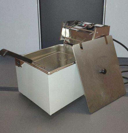 Fritadeira Professional Industrial Eléctrica 6L NOVA