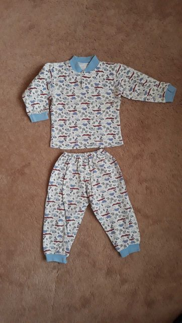 Дитячя піжамка 100% бавовна на 3 роки