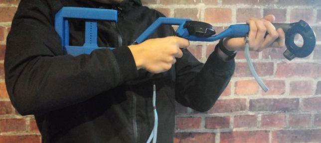 HTC Vive gun kontroler VR super stabilizacja! Broń do CS Go VR Pavlov