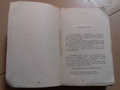 Livro Cristo no Lar de 1944 (meditações para pessoas casadas)