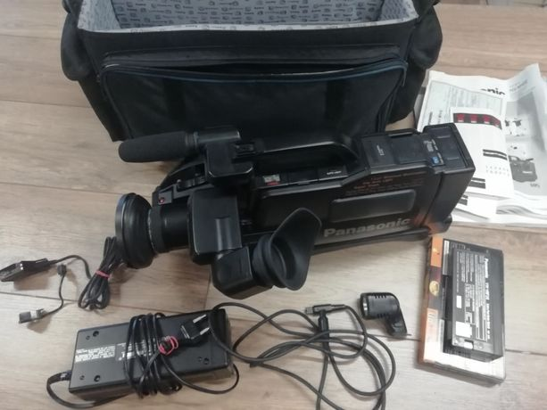 Kamera vhs Panasonic m40