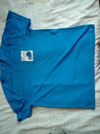 Sportowa oddychająca koszulka L