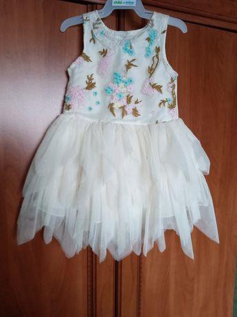 Sukienka sukieneczka rozmiar 86