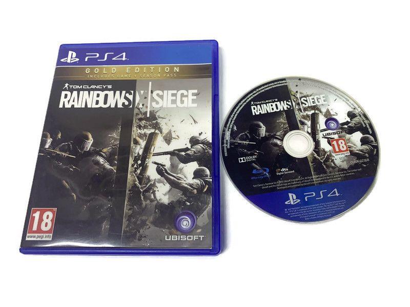 Gra PS4 Tom Clancys Rainbows X siege