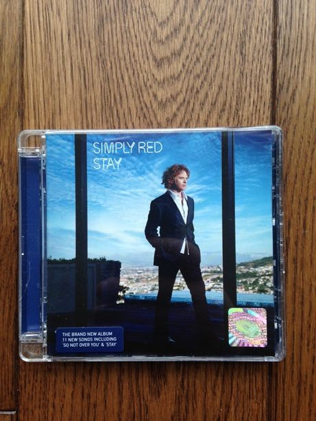 Simply Red - Stay CD