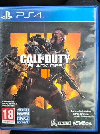Gra na ps4 call of Duty Black ops