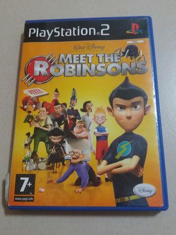 Jogo PS2 Meet the Robinsons
