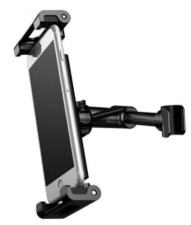 Держатель для телефона, планшета на подголовник автомобиля BASEUS