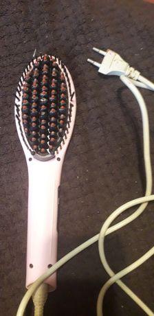 Расчёска для выравнивания волос