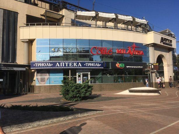 Аренда приміщення, Полтава. Центр міста. ТЦ «Авеню». Площа 80-200 м²