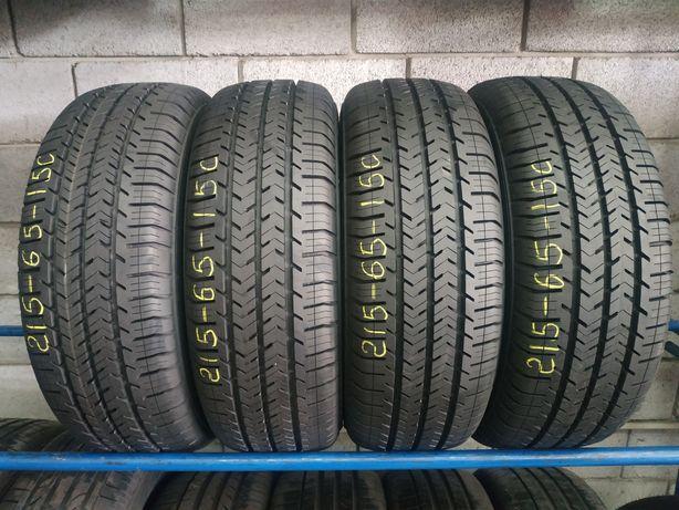 Літні шини 215/65 R15C MICHELIN