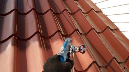 Mycie i malowanie dachów, elewacji, naprawa płyt warstwowych