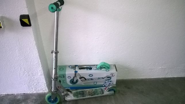 Trotinete Trotineta Scooter Oxelo de Criança