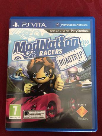 Jogo PSP - ModNation Racers – ROADTRIP