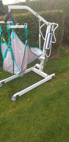 Podnośnik rehabilitacyjny AKS GOLIATH 250KG udźwig dla osób z nadwagą