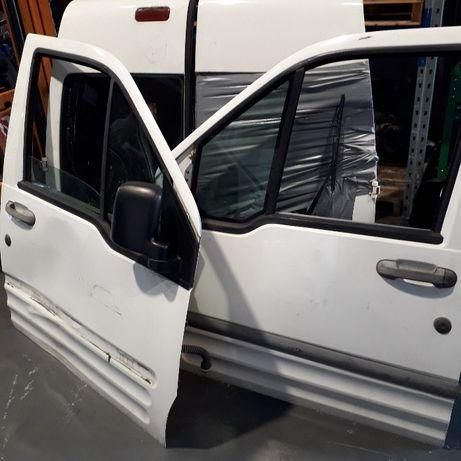Portas capot Ford Transit Conect