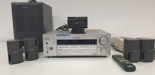 Sony STR-DB840 zestaw, kino domowe 5.1