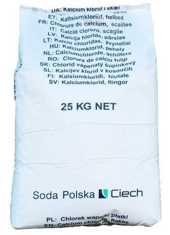 Chlorek magnezu / wapnia worki po 25kg