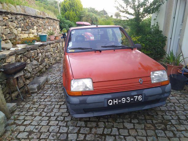 carro Renault 5 com 40 mil km