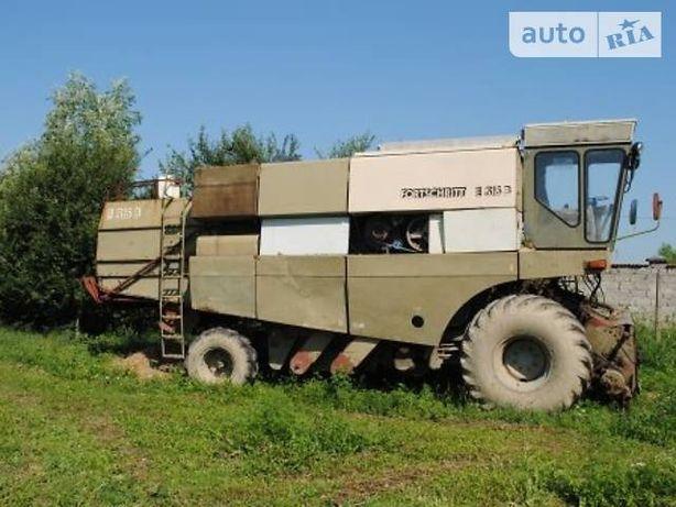 Продам зерноуборочный комбайн Форшрит