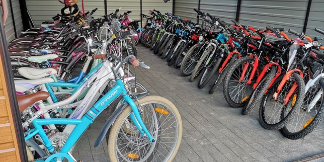 Nowa dostawa rowerów tylko w BDB stanie! 12,14,16,20,24, Kross Giant
