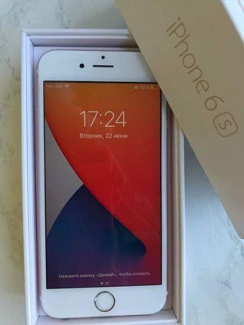 iphone 6s  64 gb розовый б/у