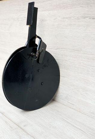 Сошник для мотоблочной сеялки