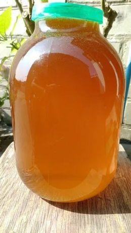 Мед натуральний 100% , Якісний. Екологічно чистий.