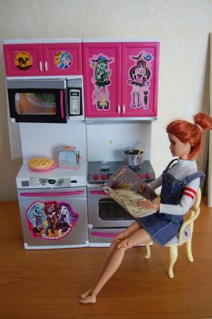 Кухня для кукол Монстер Хай