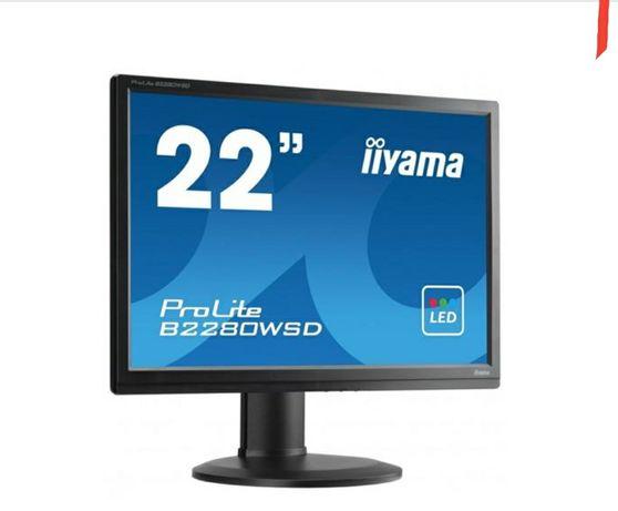 iiyama 22 B2289WSD-B1 LCD