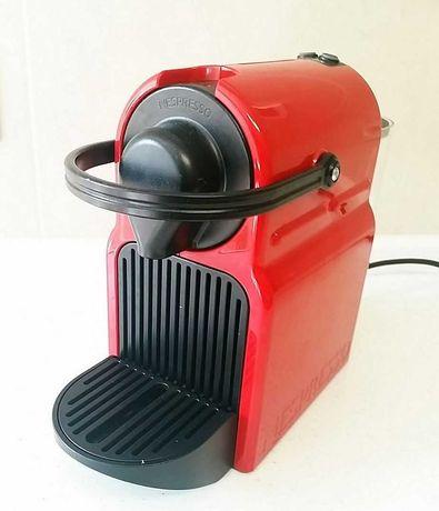 Máquina café cápsulas Nespresso - Krups Inissia - Na garantia