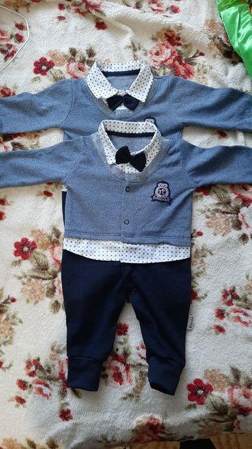 В наявності один.Чоловічки.Костюмчик для хлопчиків. Одяг для немовлят.