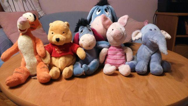 Kubus Puchatek i przyjaciele maskotki
