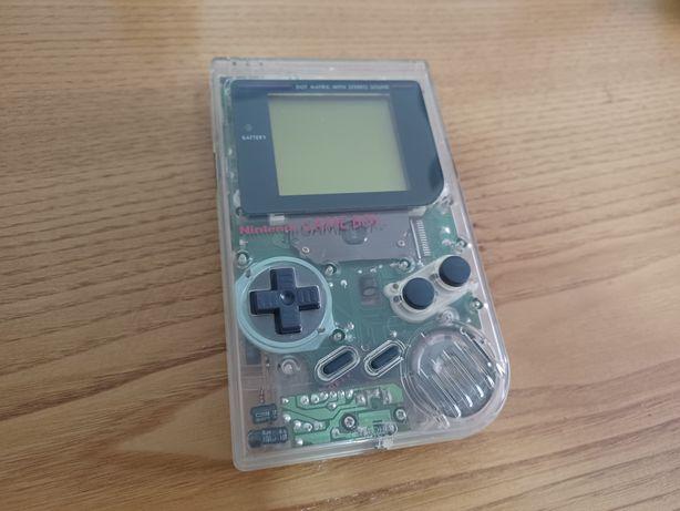 Nintendo Game boy Dmg-01 Transparente