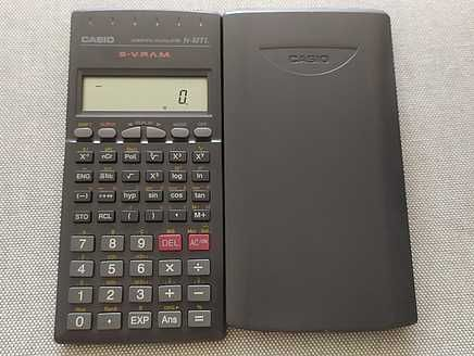Calculadora Cientifica CASIO fx-82TL