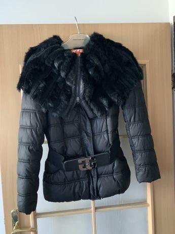 kurtka zimowa pikowana
