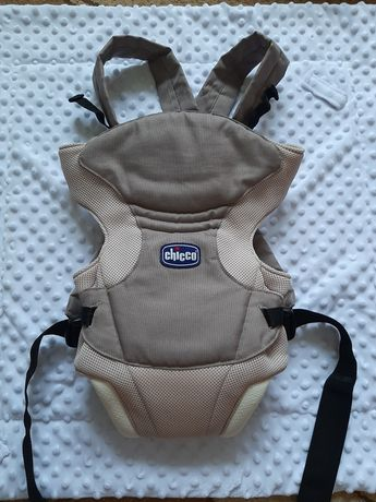 Ерго рюкзак-кенгуру Chicco Go Baby 3,5-9 кг