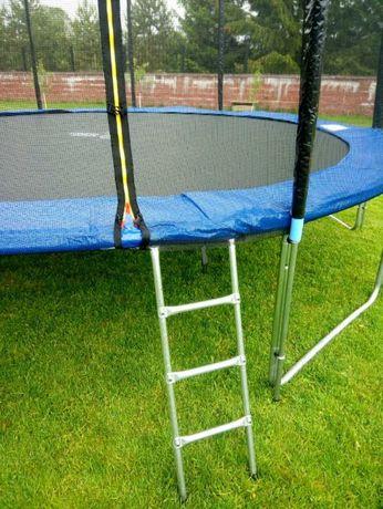 Батут SkyJump-025 с сеткой. Для прыжков взрослых и детей.