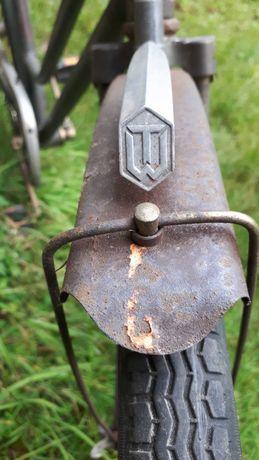 Stary Zabytkowy Rower Torpedo