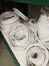 Szczeliwo ceramiczne, sznur uszczelniający drzwiczek pieców, kominków