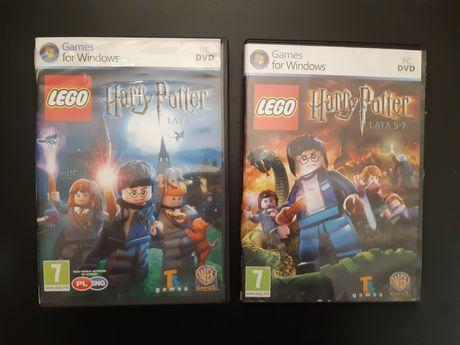 Gry LEGO Harry Potter lata 1-4 oraz 5-7
