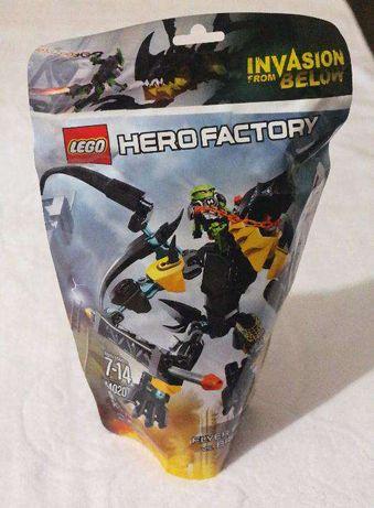 Лего Фабрика Героев Lego Hero Factory Летун против Бриз 44020!Новый!