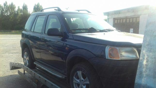 Land Rover Freelander na części