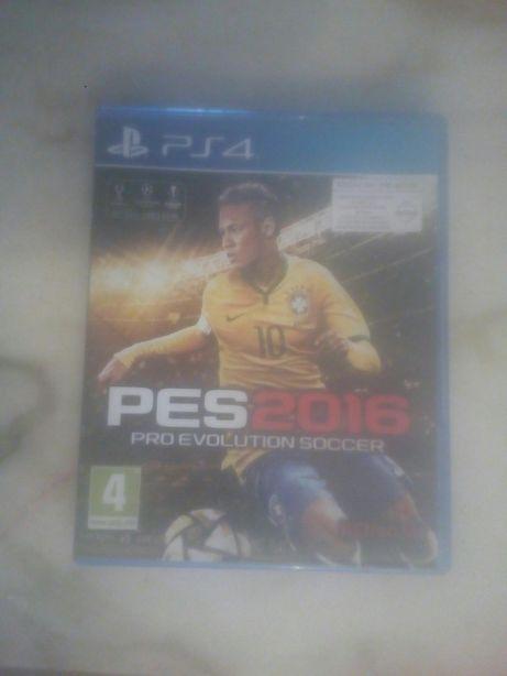 Jogo Pes 2016 PlayStation 4