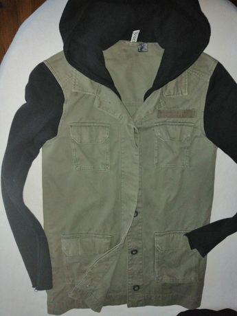 Kurtka/bluza, spodnie G-Star RAW, Zara S/M